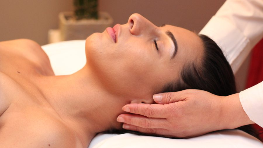 Acupressure Massage for Relaxation and Health